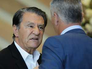 Stock shock: NRL billionaire abandons Broncos