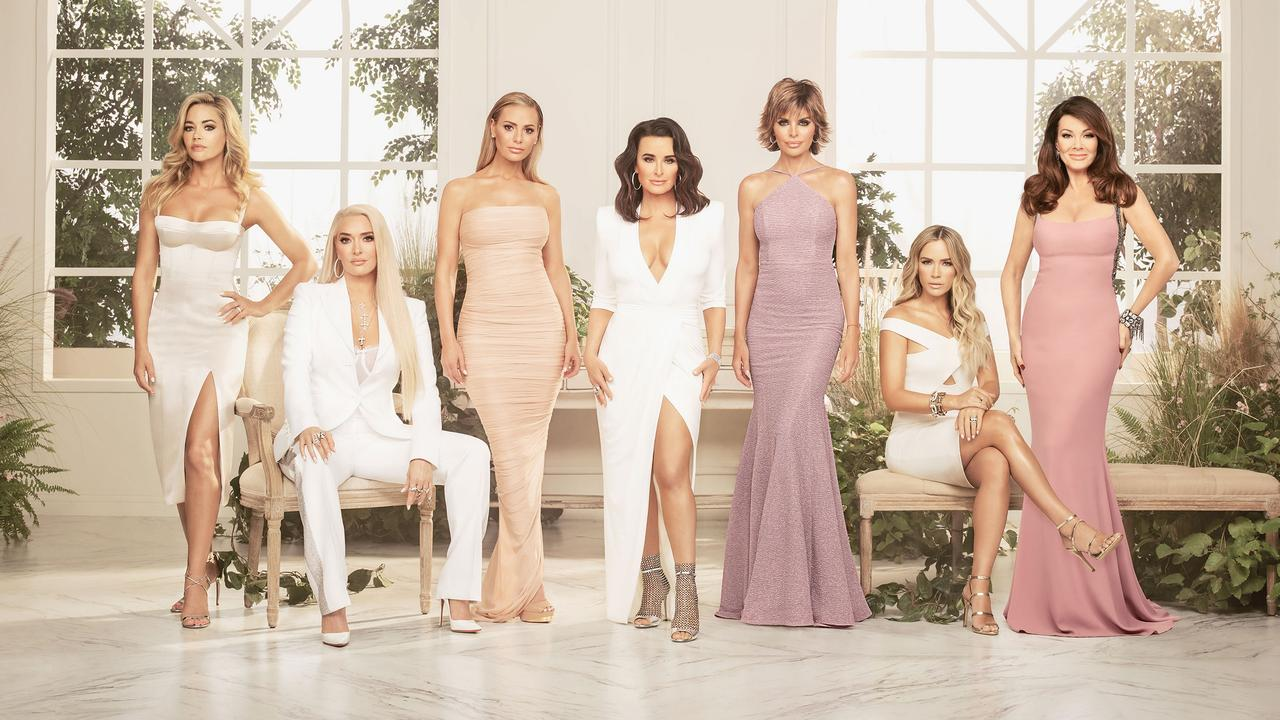 The Real Housewives of Beverly Hills cast.