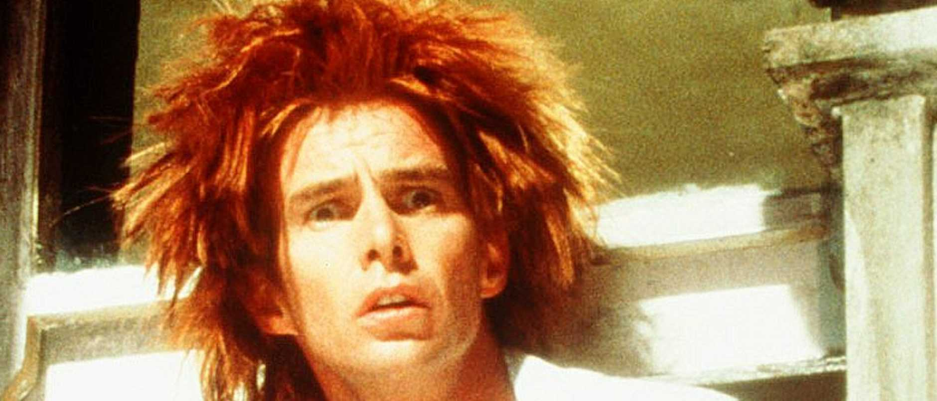 Yahoo Serious in Mr. Accident.