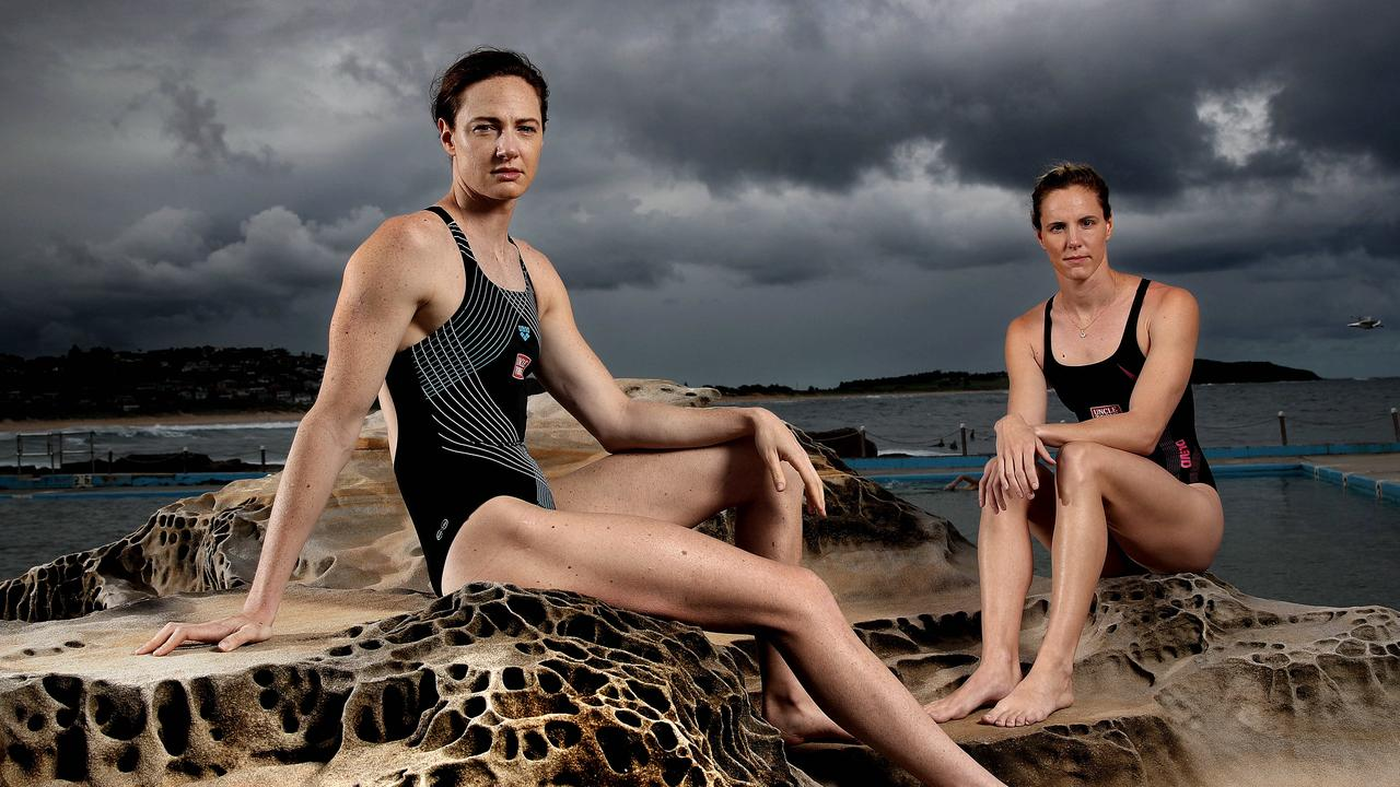 Cate and Bronte Campbell are on target for Tokyo.