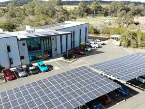 Ipswich told solar revolution coming as new facility opens