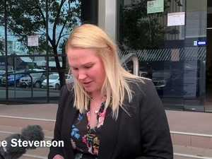 Jayne Stevenson speaks about her father's death
