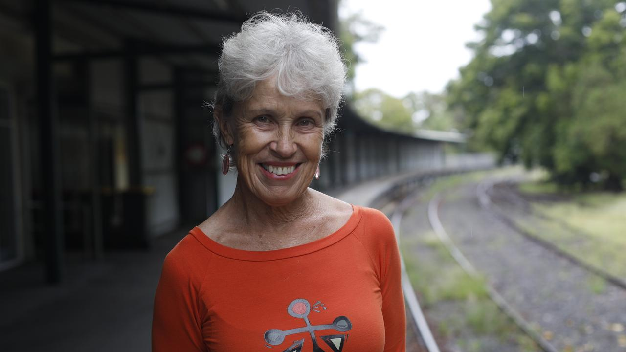 Marie Lawton from Northern Rivers Rail Trail has welcomed funding for the project.