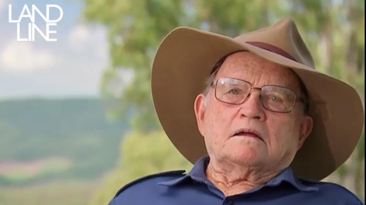 Ian Fitzgerald, 91, of Kilkivan