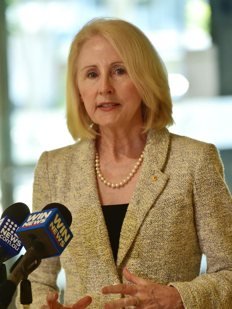 Sandra Harding, Vice Chancellor JCU. Picture: Shae Beplate.