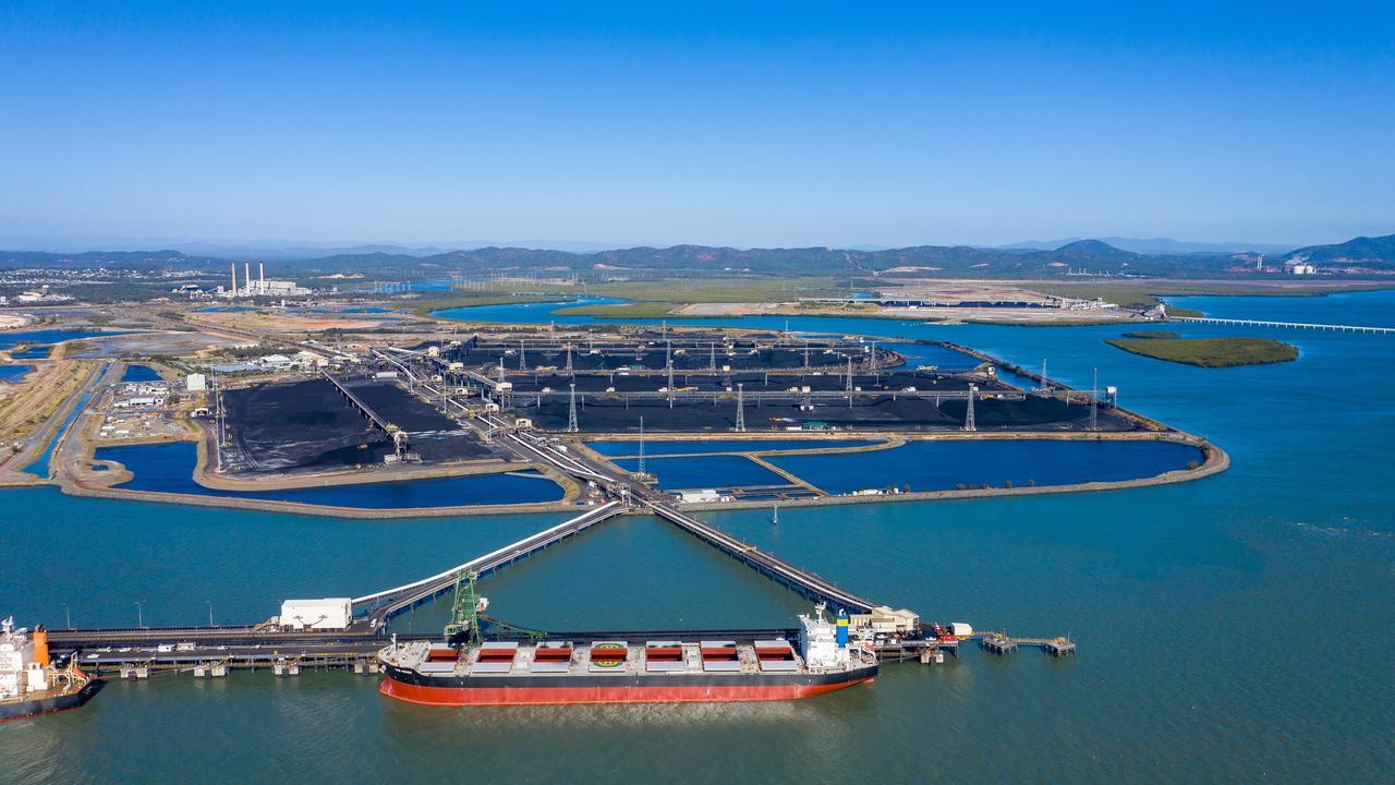RG Tanna Coal Terminal
