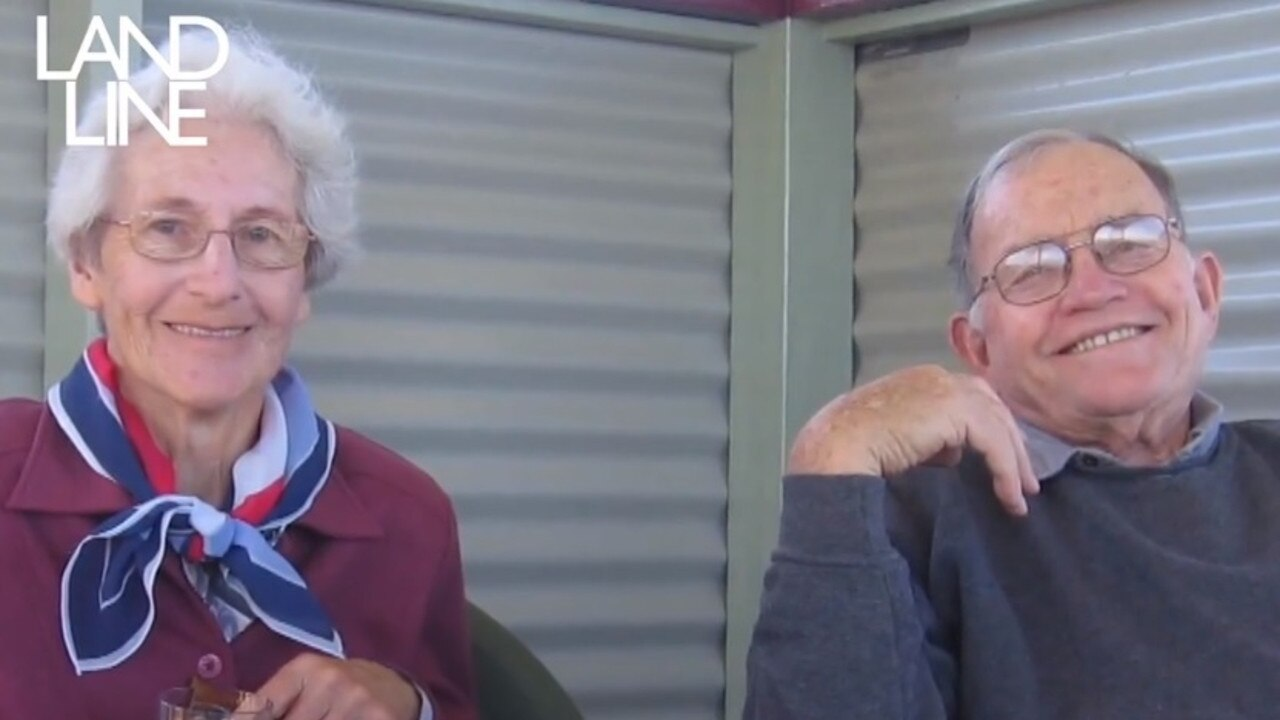 Ian and Pauline Fitzgerald of Kilkivan
