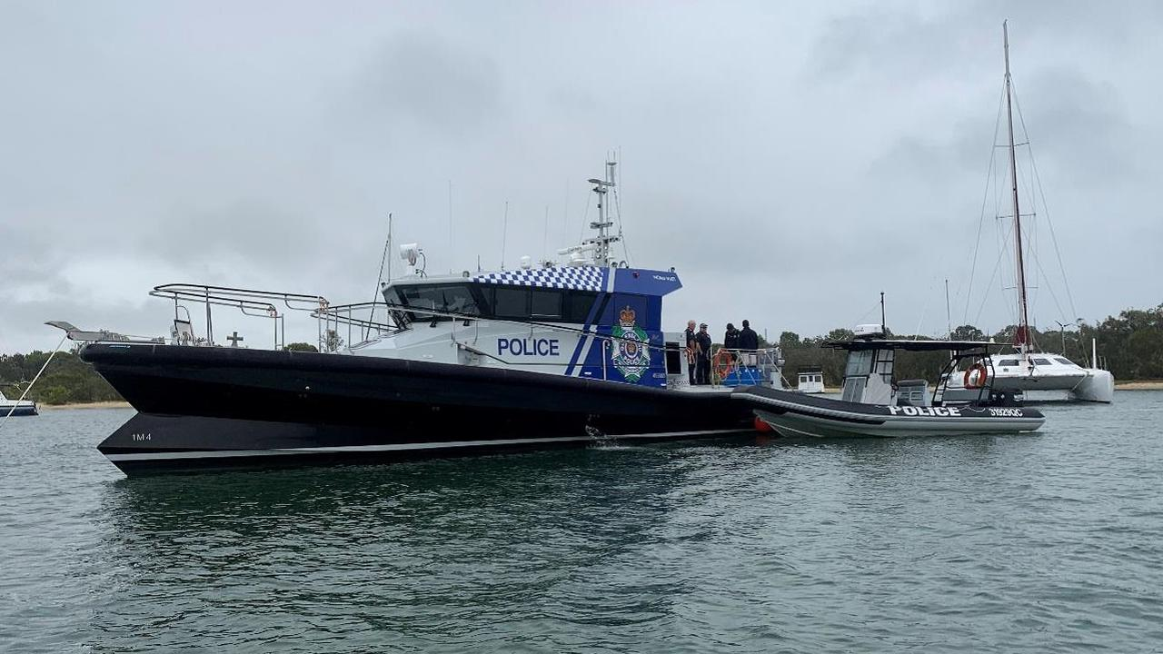 SAFE ON THE WATER: Police have joined forces to target a range of marine compliance and water safety issues.
