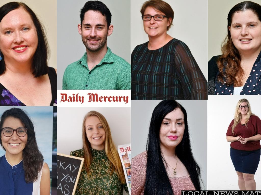 The Daily Mercury team.