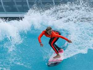 SURF'S UP? Noosa Council assess wave pool application