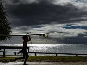 Gloomy skies settle in for not so sunny Coast