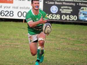 Former Wallaby loves the green, green grass of Lennox