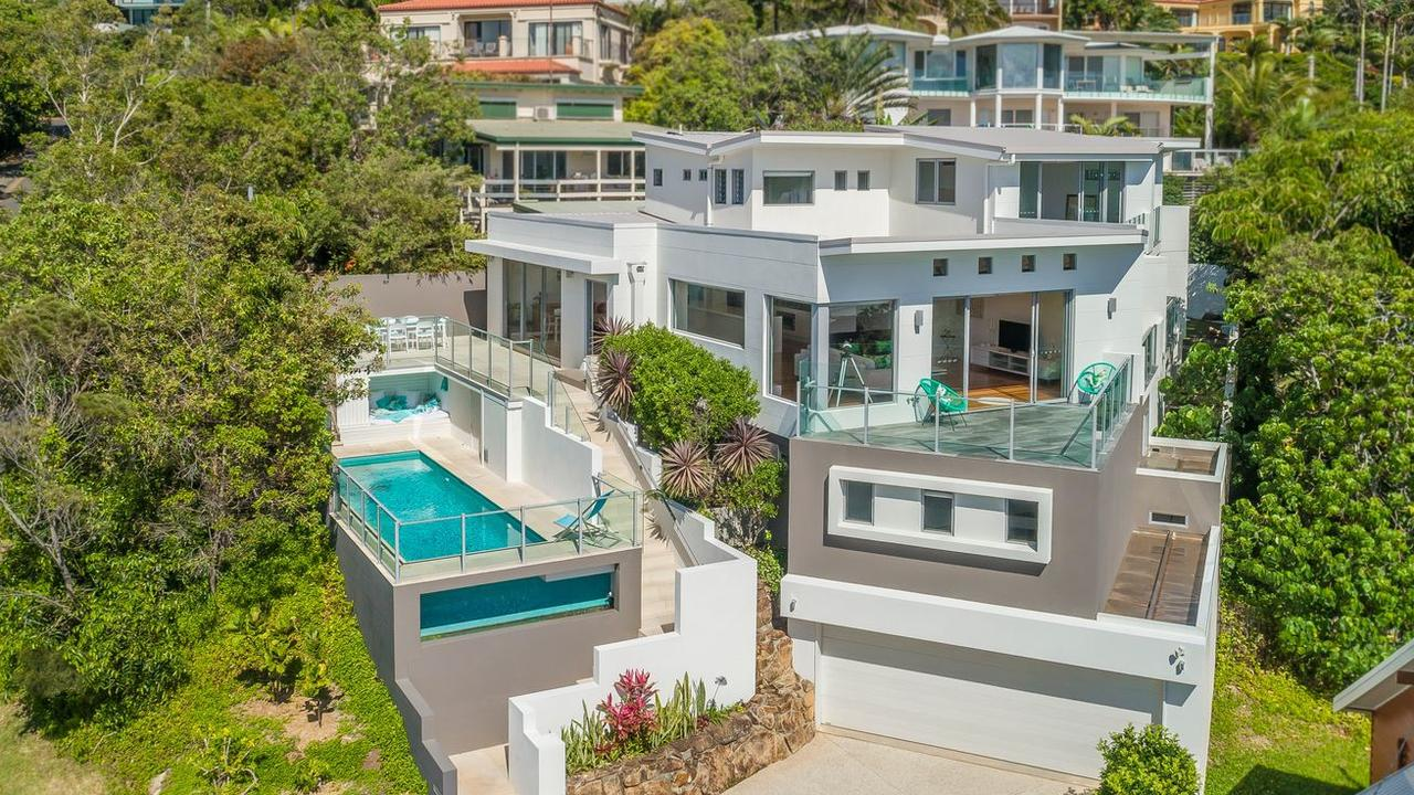 RICH LIST: Today Show host Karl Stefanovic and wife Jasmine just purchased this four-bedroom ocean-view home at Sunshine Beach.