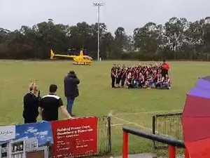 AFL Wide Bay women's trophy