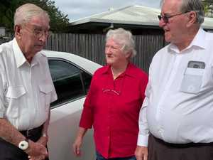 Mackay taxi driver set to retire on his 90th birthday