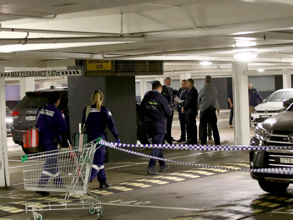 Police allege the men had agreed to sell the undercover officers 15kg of cocaine. Picture: Toby Zerna