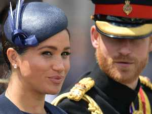 Meghan and Harry's very dangerous game