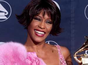 Star reveals Whitney Houston hit on her