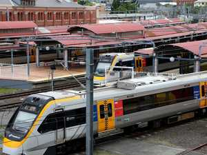 60 minute delays: All Brisbane City trains suspended