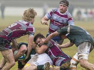 Rugby: Bears vs Cods