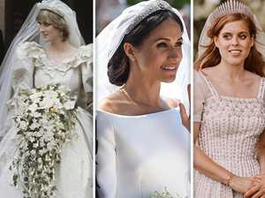 Best and worst British royal wedding dresses