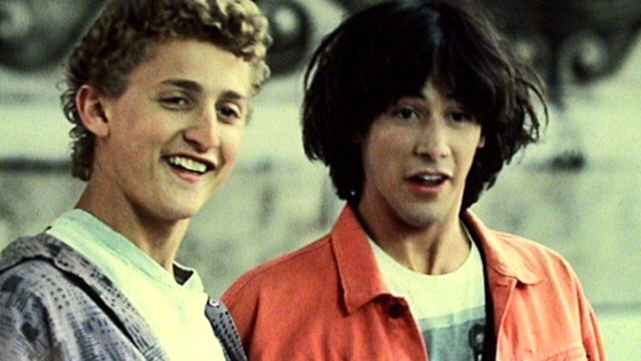 Bill & Ted then