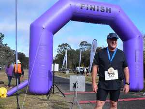 "Renowned runner labels Wondai Festival ""best event ever"""