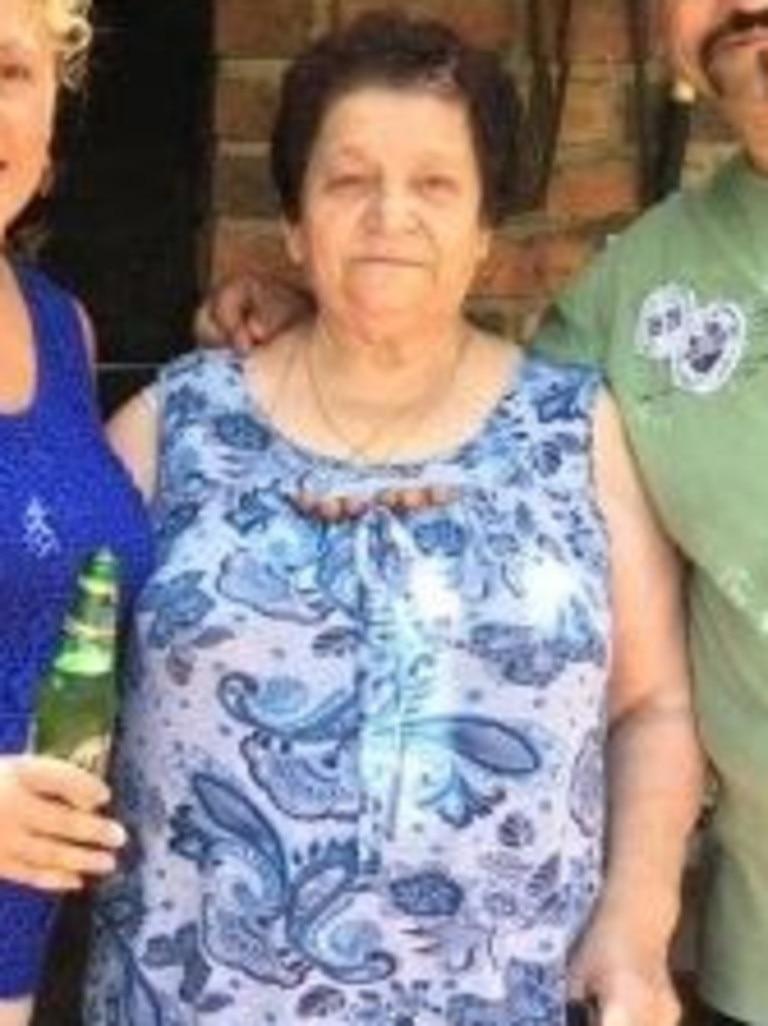 Maria Vasilakis.