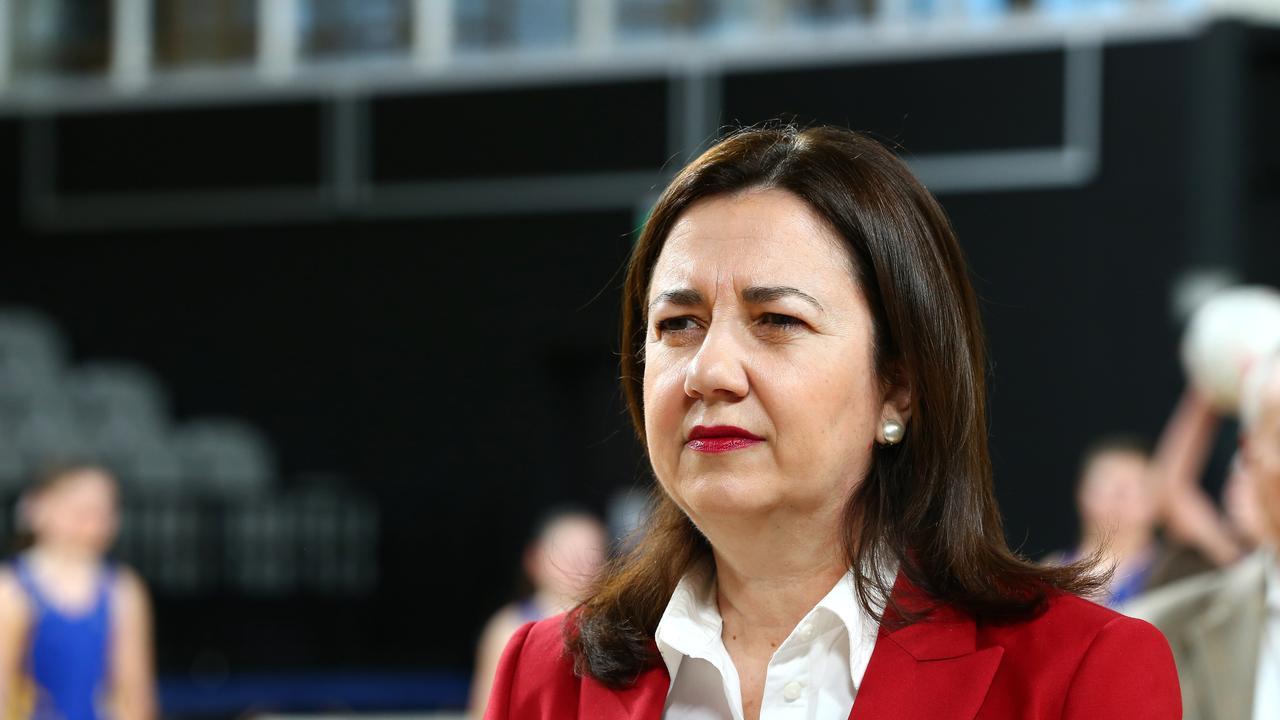 Premier Annastacia Palaszczuk