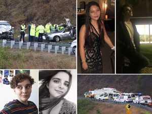 Crash victims died sightseeing on uni holidays
