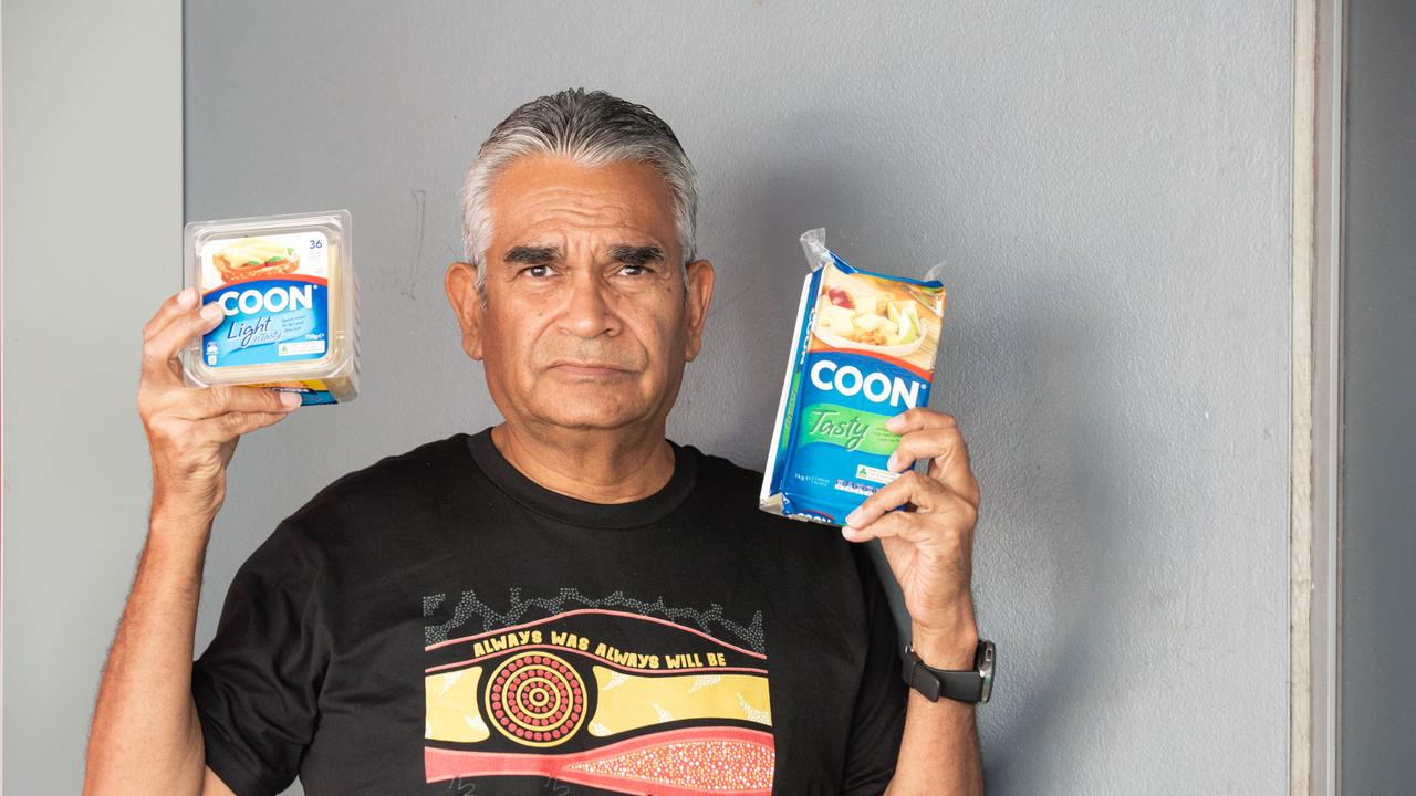 Dr Stephen Hagan has campaigned to have Coon cheese renamed. Picture: Lenn Campbell