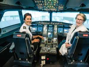 Students take off in world-leading flight simulator