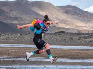 Global marathon runner to tackle 20-hour solo race