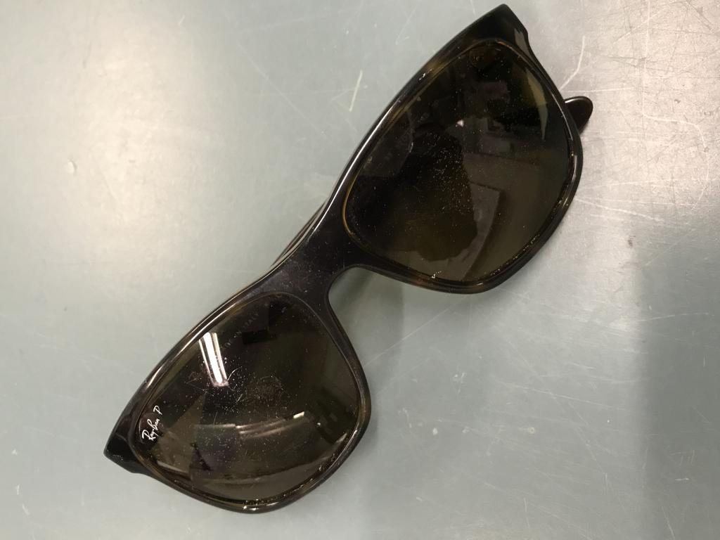 Are these your glasses? Police are looking to reunite owners with missing property.