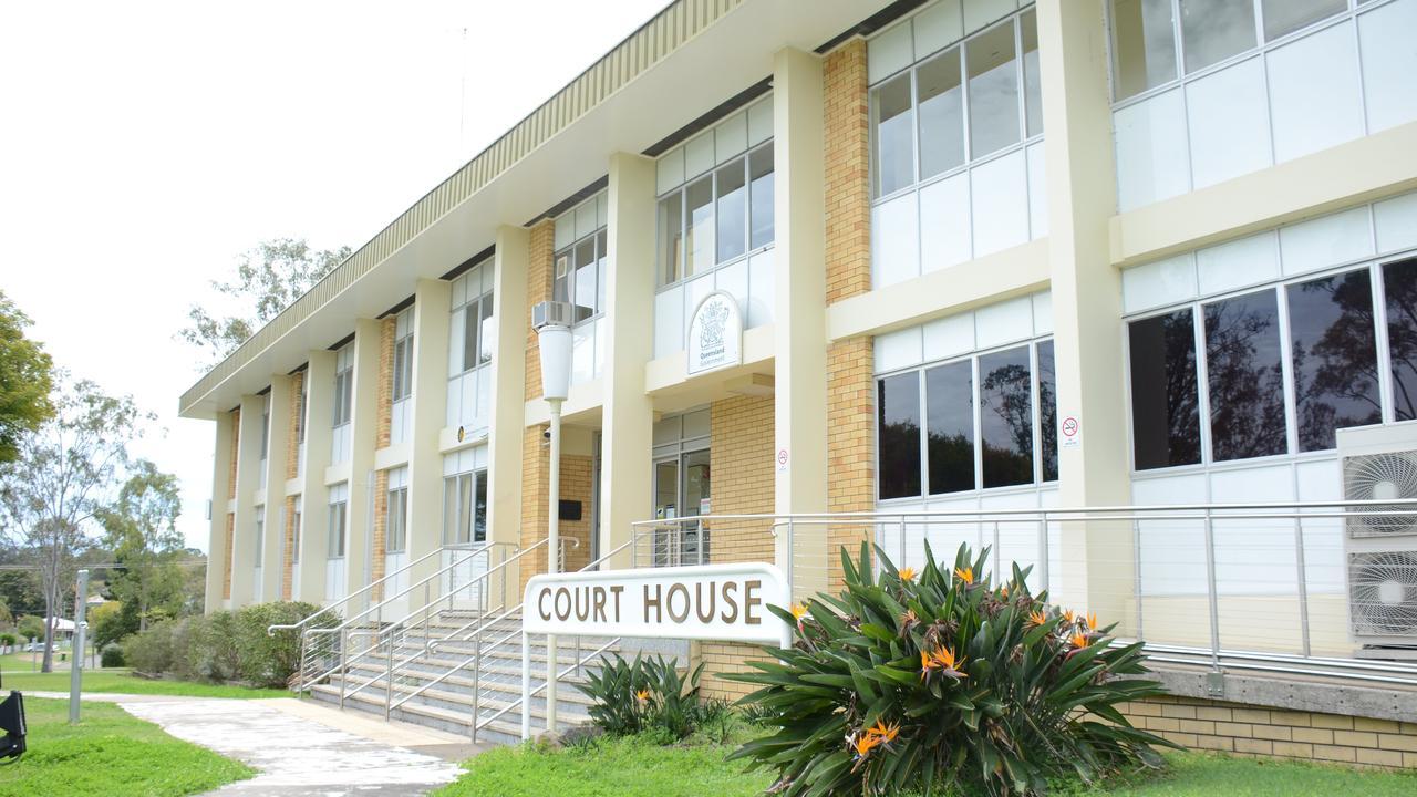 Murgon Magistrates Court. Picture: File