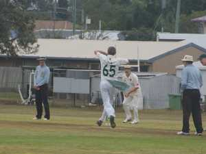 Wet conditions prove too much for Lockyer/Ipswich cricketers