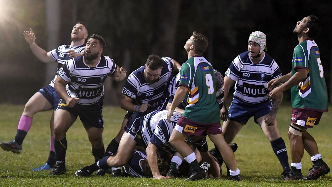 RUGBY CAPRICORNIA: Brothers vs Frenchville Pioneers