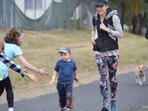 All the action from the Wondai Running Festival