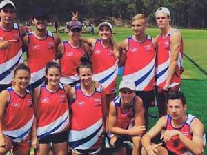 Touch footy teams back from brink to launch season