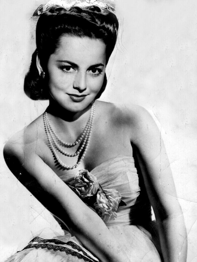 Olivia de Havilland in the 1930s.