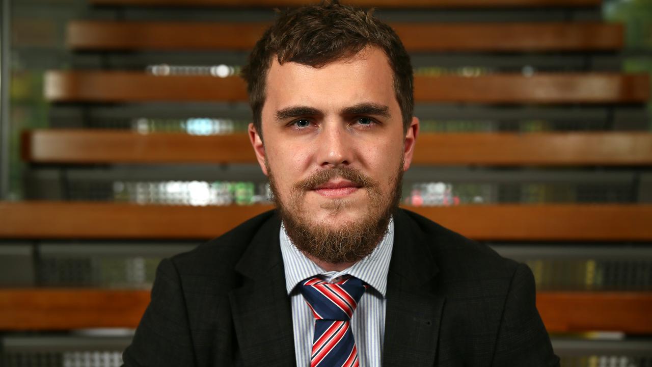 Jack McGuire, the spokesman for nurses' union, the Nurses Professional Association of Queensland. Picture David Clark