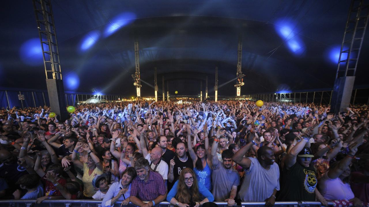 Organisers say the cancellation of Bluesfest 2020 was not only a huge cultural loss to the community, but also a massive financial loss. Photo Marc Stapelberg / The Northern Star