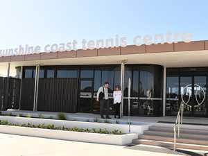 Caloundra Tennis Centre upgrade