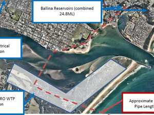 Why Ballina is not getting a desalination plant