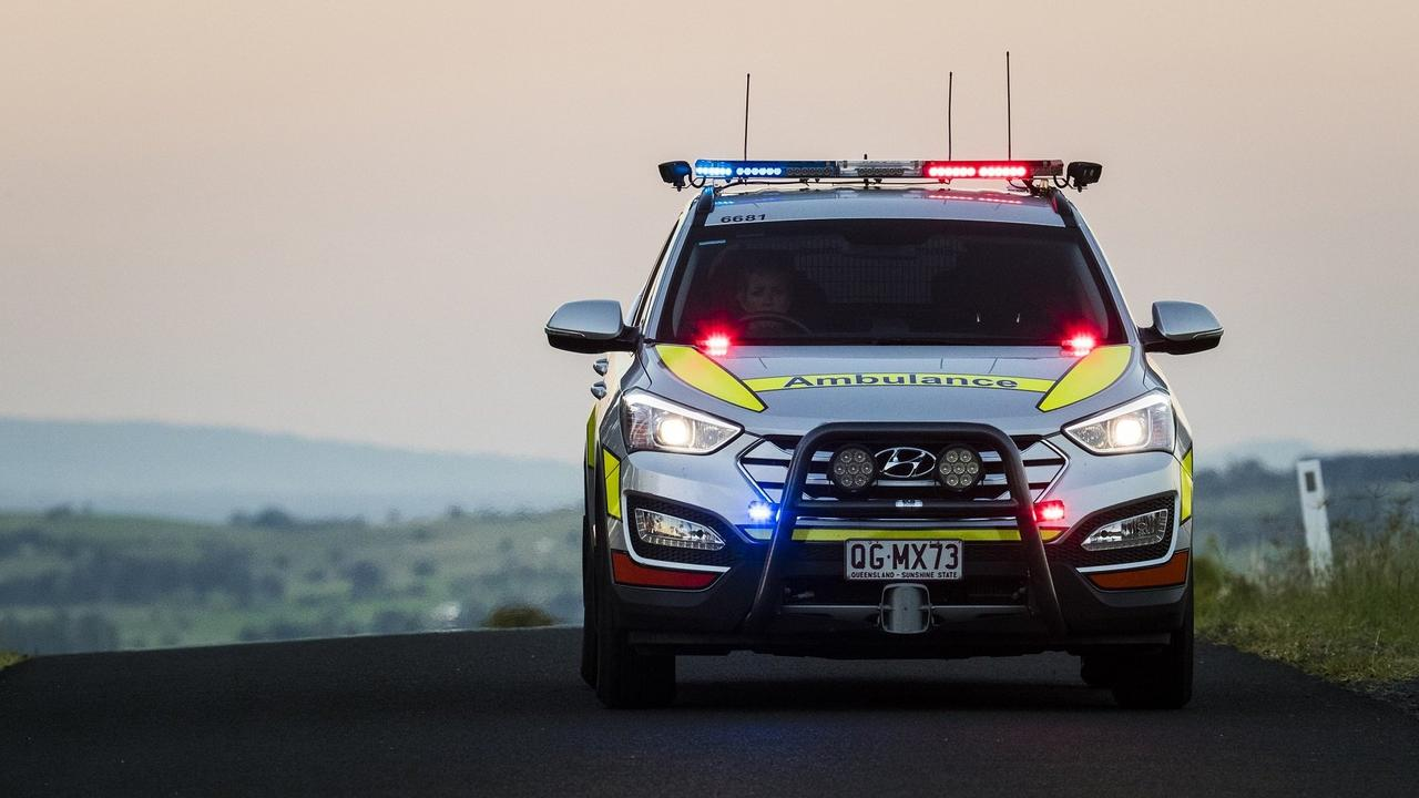 Paramedics were called to five crashes in 24 hours.