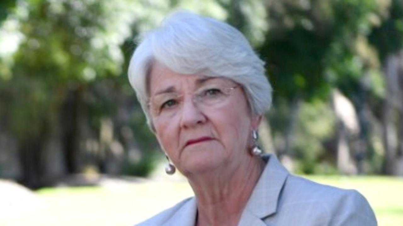 Mayor Margaret Strelow.