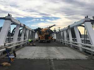 Historic bridge set to reopen after big refurbishment