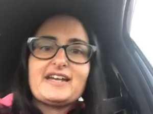 Woman behind anti-masker rule book