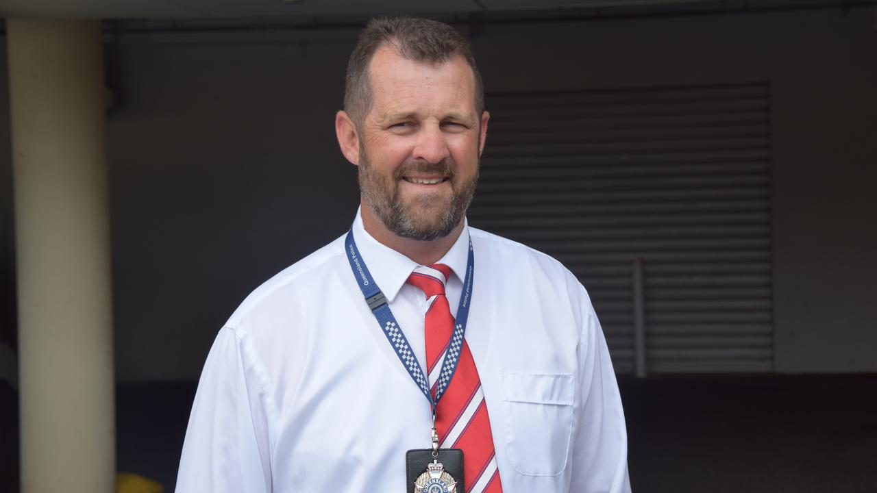 CRIME ISSUE: Detective Acting Inspector Luke Peachey had an indepth discussion with the Morning Bulletin to discuss Capricornia's youth crime problem.