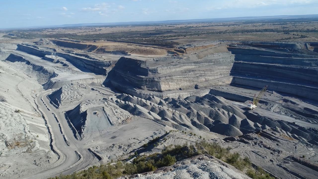 Anglo American's Dawson mine